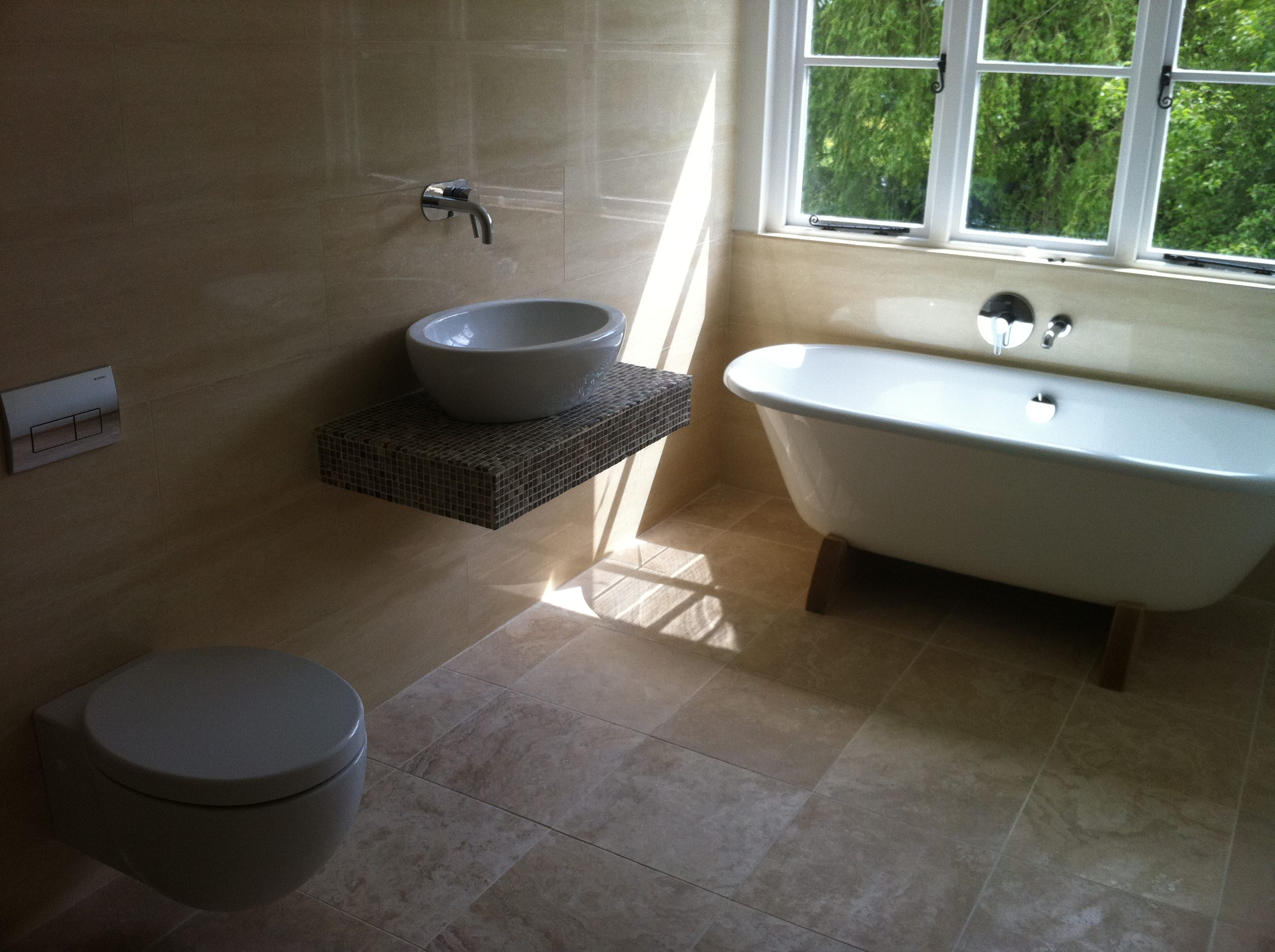 Bathrooms In Southampton Hampshire