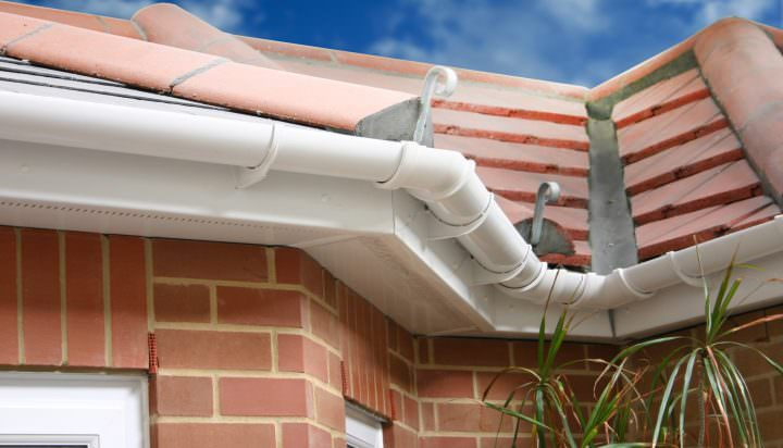 Fascias Soffits and Guttering Roofline Southampton