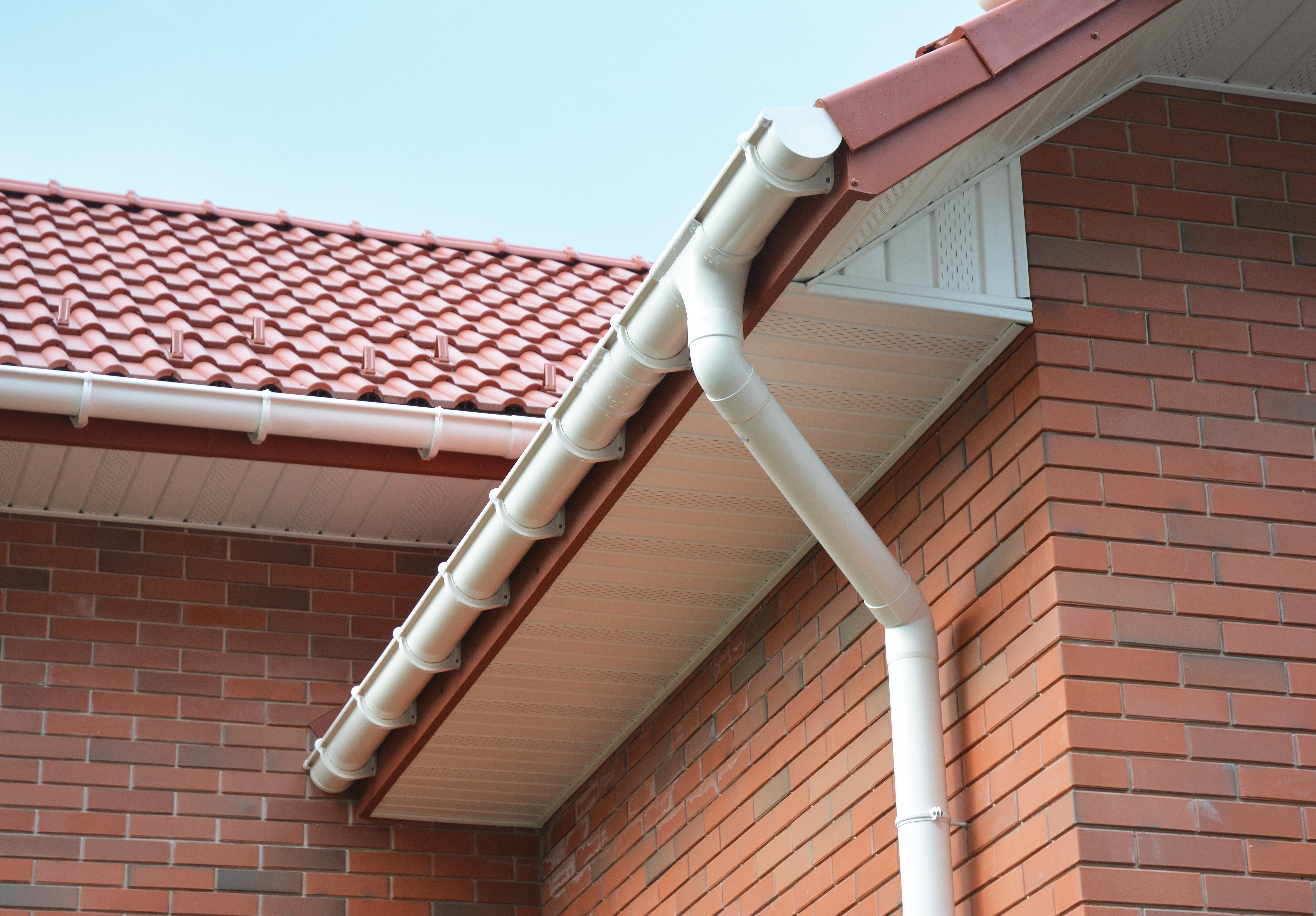 uPVC Fascia, Soffits and Guttering