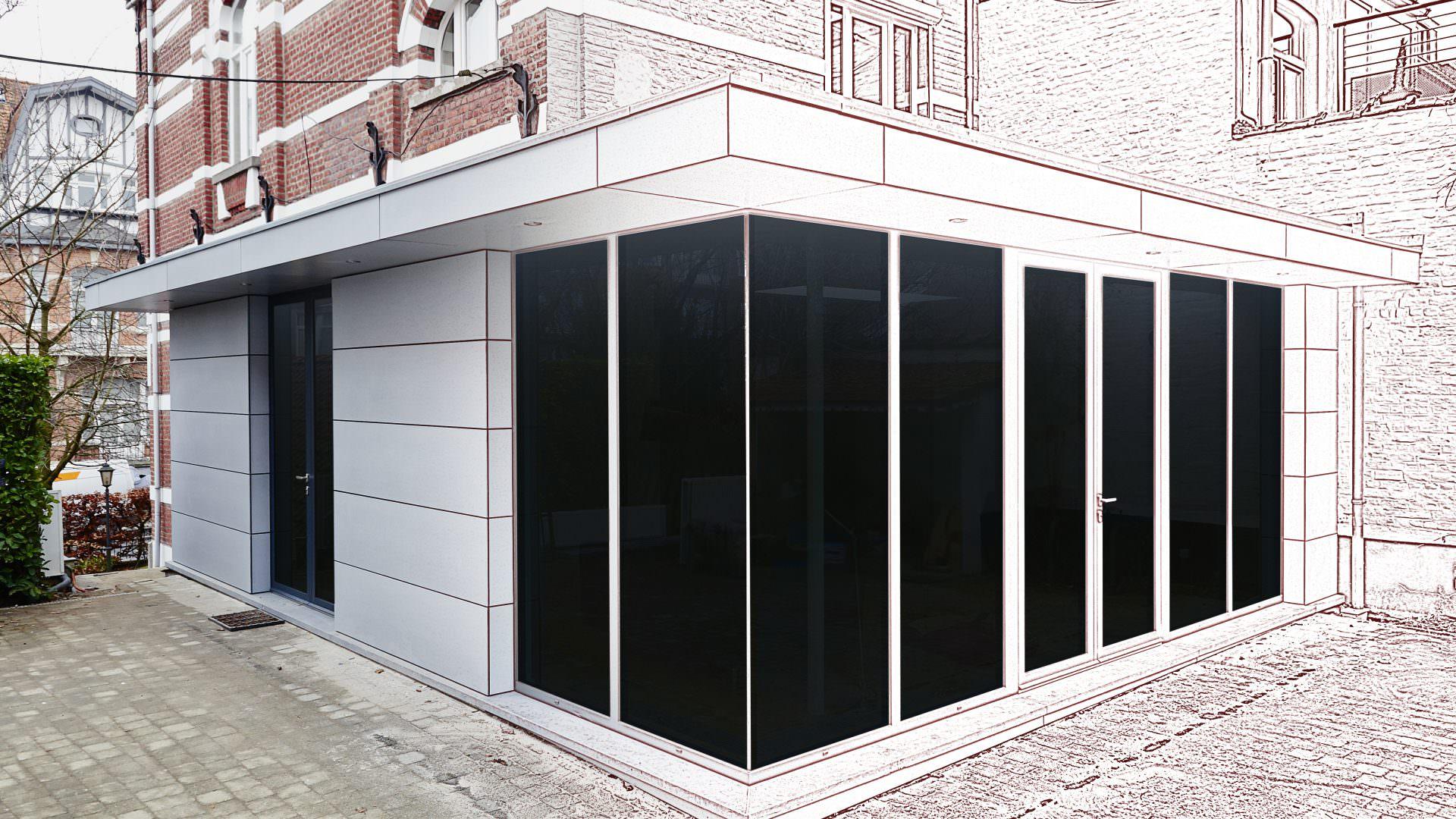 Glazed Extensions Southamptonn